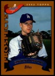 2002 Topps Traded #203 T Clinton Hosford  Front Thumbnail