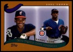 2002 Topps Traded #270 T  -  Sammy Sosa Who Would Have Thought Front Thumbnail