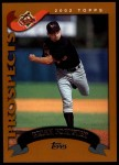 2002 Topps Traded #208 T Brian Forystek  Front Thumbnail