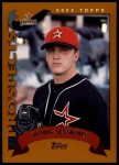 2002 Topps Traded #202 T Doug Sessions  Front Thumbnail