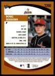 2002 Topps Traded #202 T Doug Sessions  Back Thumbnail