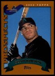 2002 Topps Traded #156 T Scott Hairston  Front Thumbnail