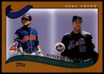 2002 Topps Traded #275 T  -  Roberto Alomar Who Would Have Thought Front Thumbnail