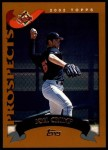 2002 Topps Traded #198 T Joel Crump  Front Thumbnail