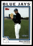 2004 Topps Traded #65 T Miguel Batista  Front Thumbnail