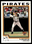 2004 Topps Traded #41 T Ty Wigginton  Front Thumbnail
