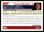 2004 Topps Traded #148 T  -  Tommy Murphy First Year Back Thumbnail