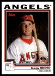 2004 Topps Traded #148 T  -  Tommy Murphy First Year Front Thumbnail