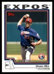 2004 Topps Traded #145 T  -  Shawn Hill First Year Front Thumbnail