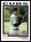 2004 Topps Traded #127 T  -  Jon Connolly First Year Front Thumbnail