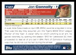 2004 Topps Traded #127 T  -  Jon Connolly First Year Back Thumbnail