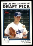 2004 Topps Traded #79 T Scott Elbert  Front Thumbnail