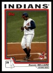 2004 Topps Traded #26 T Ronnie Belliard  Front Thumbnail