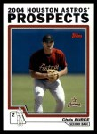 2004 Topps Traded #97 T Chris Burke  Front Thumbnail