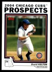 2004 Topps Traded #104 T David Kelton  Front Thumbnail