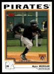 2004 Topps Traded #140 T  -  Nyjer Morgan First Year Front Thumbnail