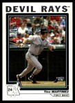 2004 Topps Traded #37 T Tino Martinez  Front Thumbnail