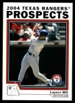 2004 Topps Traded #108 T Laynce Nix  Front Thumbnail