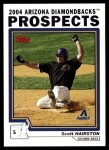 2004 Topps Traded #92 T Scott Hairston  Front Thumbnail