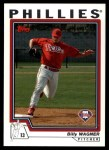 2004 Topps Traded #15 T Billy Wagner  Front Thumbnail