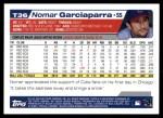 2004 Topps Traded #36 T Nomar Garciaparra  Back Thumbnail