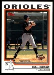 2004 Topps Traded #133 T  -  Mike Huggins First Year Front Thumbnail