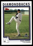 2004 Topps Traded #139 T  -  Casey Daigle First Year Front Thumbnail