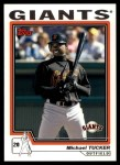 2004 Topps Traded #27 T Michael Tucker  Front Thumbnail