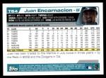 2004 Topps Traded #64 T Juan Encarnacion  Back Thumbnail