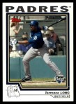 2004 Topps Traded #16 T Terrence Long  Front Thumbnail
