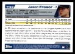 2004 Topps Traded #193 T  -  Jason Frasor First Year Back Thumbnail