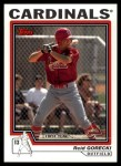 2004 Topps Traded #194 T  -  Reid Gorecki First Year Front Thumbnail