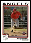 2004 Topps Traded #163 T  -  Nick Gorneault First Year Front Thumbnail