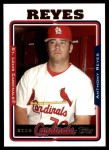 2005 Topps Update #14  Anthony Reyes  Front Thumbnail