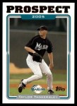 2005 Topps Update #108  Taylor Tankersley  Front Thumbnail