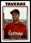2005 Topps Update #83  Willy Taveras  Front Thumbnail