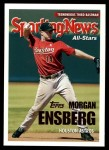 2005 Topps Update #160   -  Morgan Ensberg All-Star Front Thumbnail