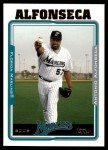 2005 Topps Update #64  Antonio Alfonseca  Front Thumbnail