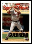 2005 Topps Update #152   -  Vladimir Guerrero All-Star Front Thumbnail