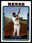 2005 Topps Update #71  Pokey Reese  Front Thumbnail