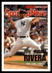 2005 Topps Update #155   -  Mariano Rivera All-Star Front Thumbnail