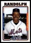 2005 Topps Update #88  Willie Randolph  Front Thumbnail