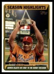 2005 Topps Update #113   -  Bobby Abreu  Highlights Front Thumbnail