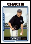2005 Topps Update #16  Gustavo Chacin  Front Thumbnail