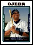 2005 Topps Update #43  Miguel Ojeda  Front Thumbnail