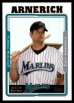 2005 Topps Update #257  Tony Arnerich   Front Thumbnail