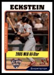 2005 Topps Update #193   -  David Eckstein All-Star Front Thumbnail