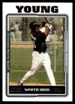 2005 Topps Update #304  Chris B.Young   Front Thumbnail
