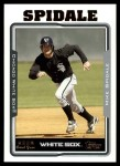 2005 Topps Update #253  Mike Spidale   Front Thumbnail