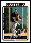 2005 Topps Update #285  Vinny Rottino   Front Thumbnail